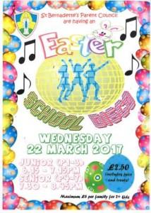 Easter Disco Flyer