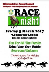 Race Night 2017